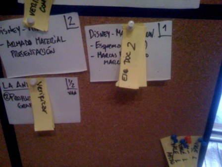 """Fig.3: User Story + Tasks en Sección de """"Entregados"""""""